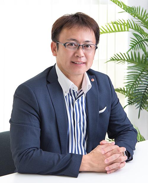 株式会社 愛和不動産 代表取締役 廣田 頼史